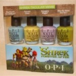 OPI mini polish - Sherk Forever After Mini Poish Collection Summer 2010