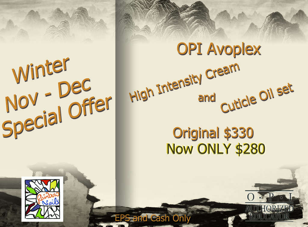 Winter Special Offer 2010