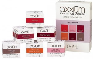 OPI Axxium Fashion Favs Kit