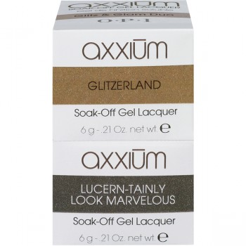OPI Axxium Soak Off Gel Glamour and Glitz Collection