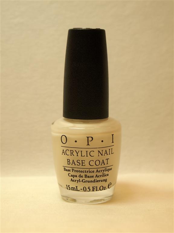 4 Acrylic Nail Base Coat:it