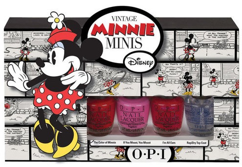 OPI Minnie Mouse mini