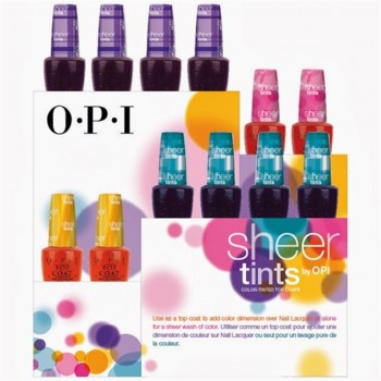 NTD04 OPI-Sheer Tints By OPI 16 (Medium)