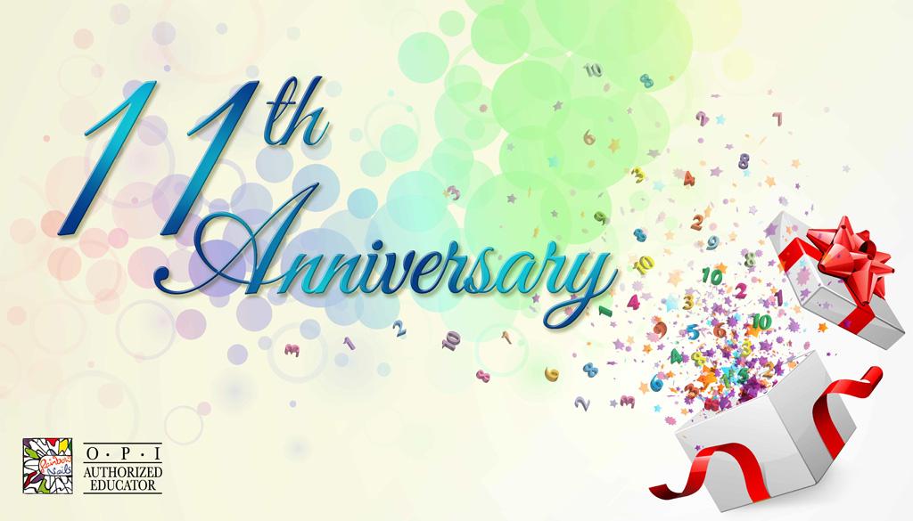 Rainbow Nails 11th Anniversary Party Rainbow Nails Blog