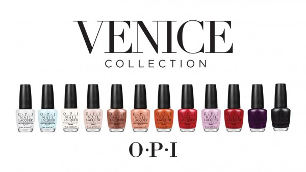OPI Venice Collection 指甲油