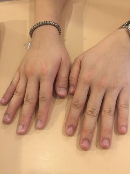 What your nail will become with no nail-care apply