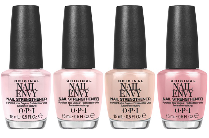 Strengthening in Pink] OPI Nail Envy added Pink Formula | Rainbow ...