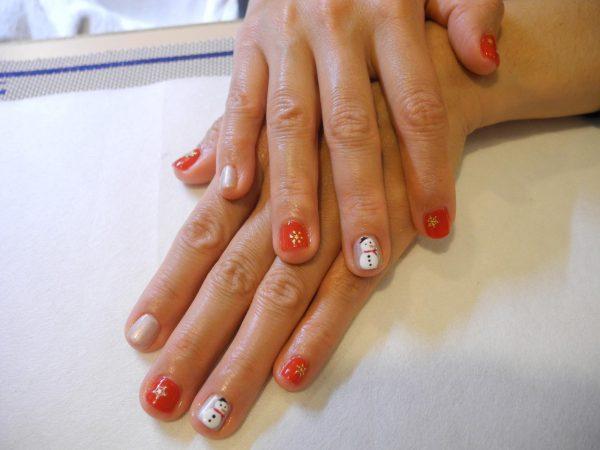 聖誕 Nail Art