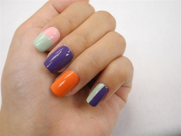 hawaii nail art (Medium)