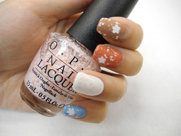 O.P.I. Polish - Soft Shade Collection