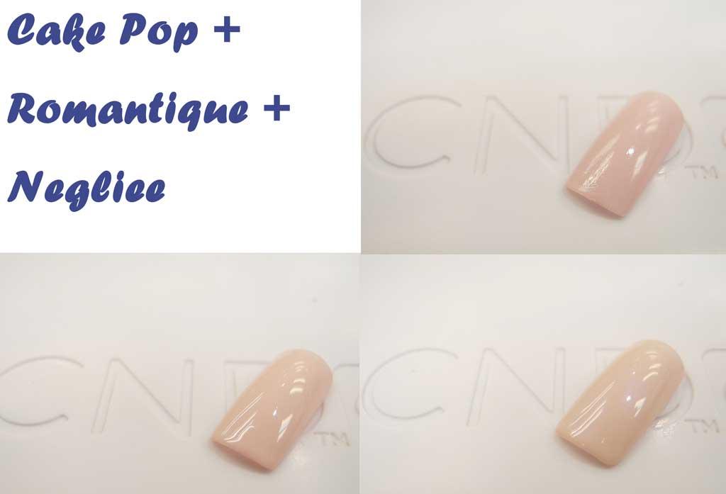 Cake Pop + Romantique + Negliee
