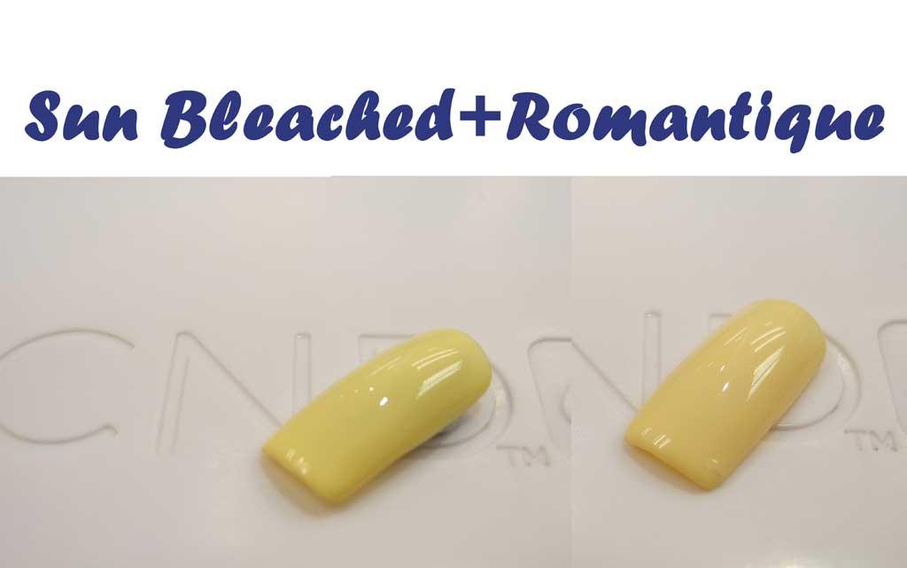 Sun Bleached + Romantique