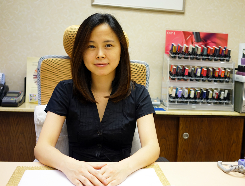 Helen Leung - OPI Educator in Hong Kong