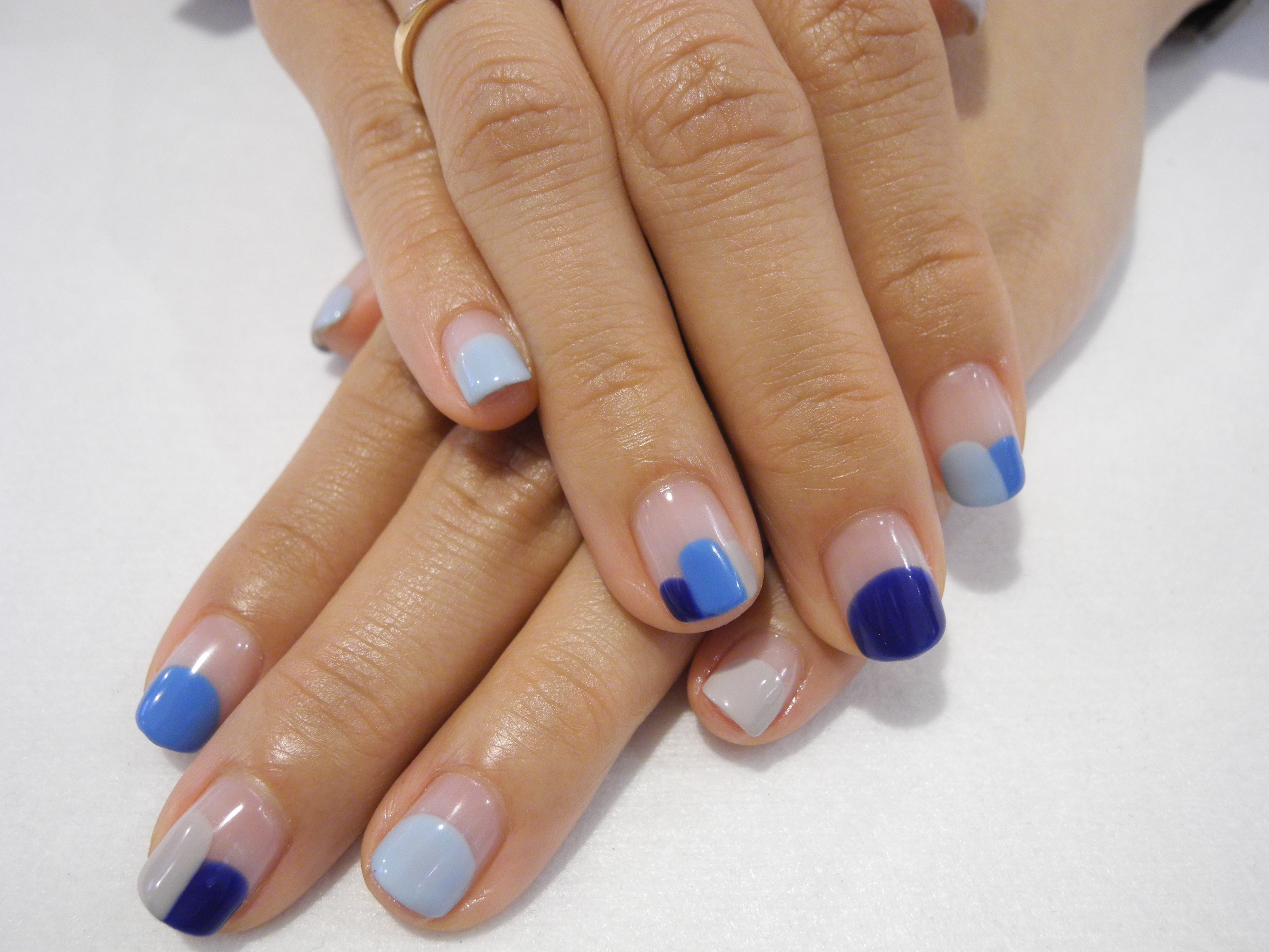 Rainbow Nails Opi Premium Manicure And Pedicure Services Nail Supply