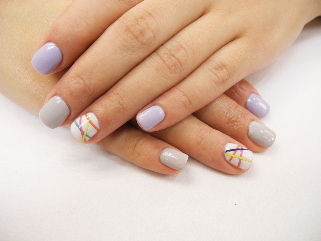 Nail Art Gallery (4) - Mix and Match