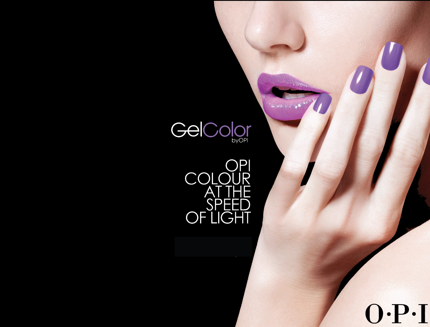 O P I Led Gelcolor Soak Off Gel